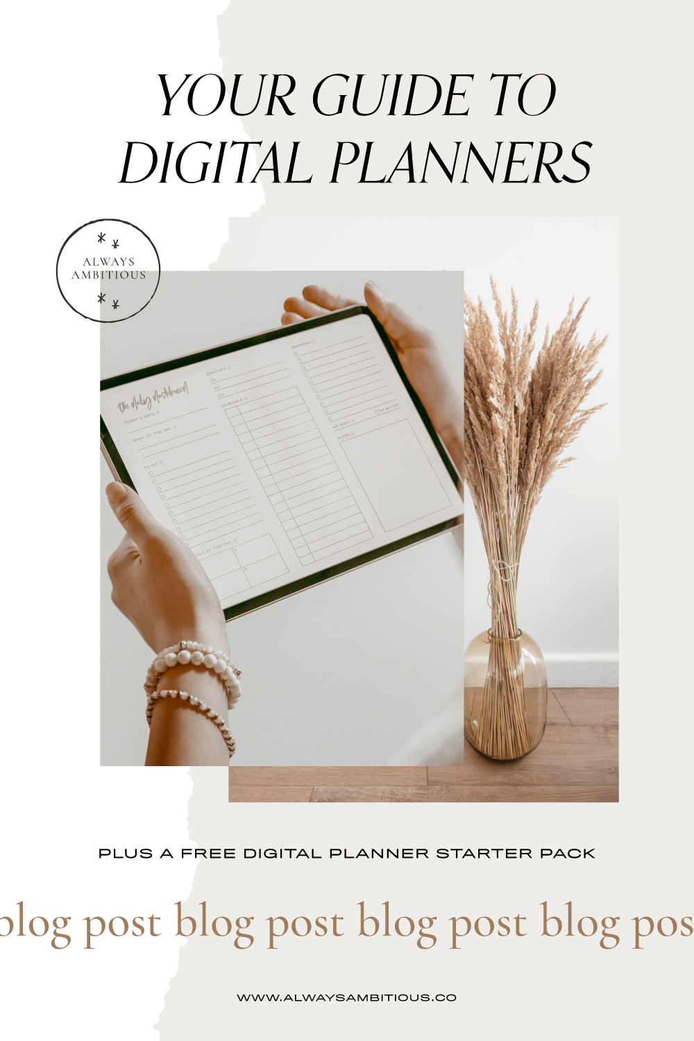 Everything you need to know about digital planners